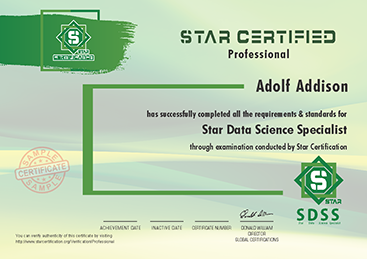 Data Science Certification Course | Star Certification